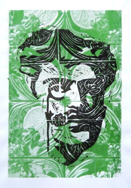 Serigrafia e Gravura | Inês Cardoso