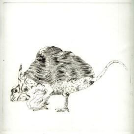 Serigrafia e Gravura | Solange Cavaco