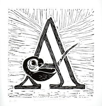 Serigrafia e Gravura | Ana Mendes