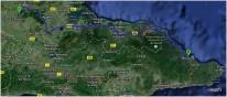 VERY Long Drive... Holguín to Baracoa, Cuba (~270km)