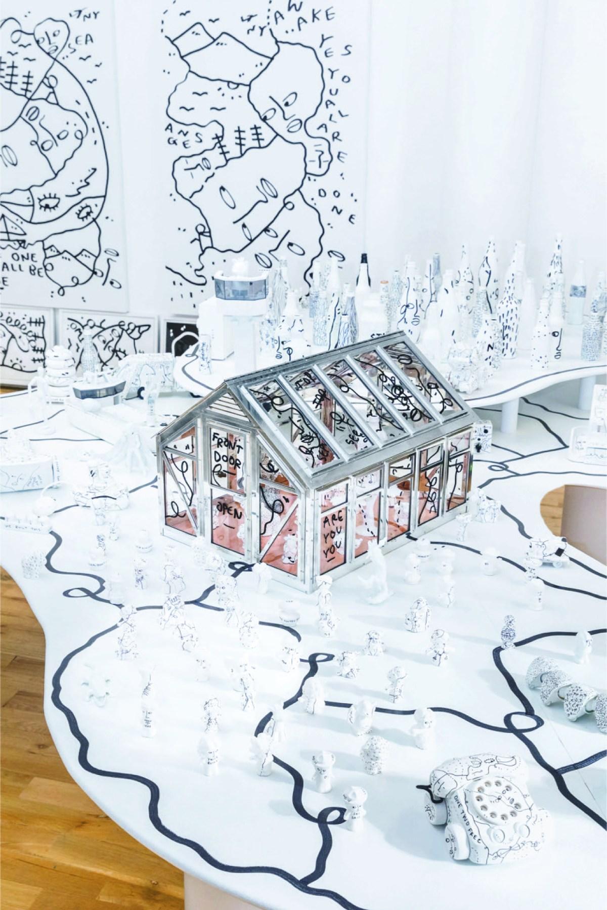 Shantell Martin Greenhouse