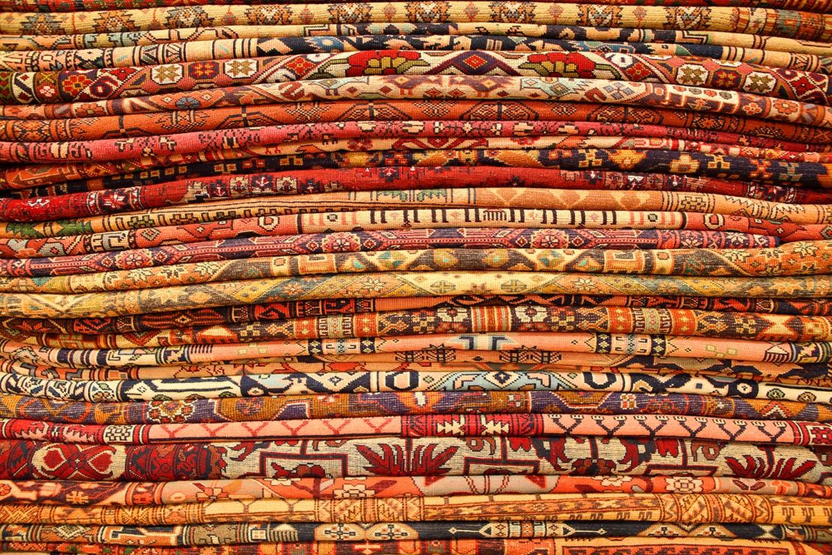 8. a 9. cena – Perský koberec Ariana v hodnotě 15 000 Kč