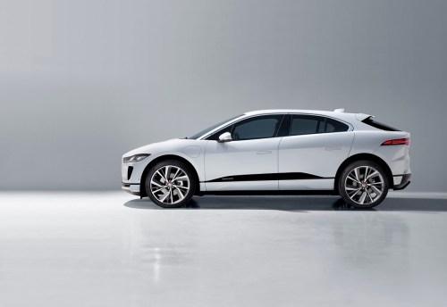 Ocenění Golden Steering Wheel za nejlepší SUV získal Jaguar I-PACE