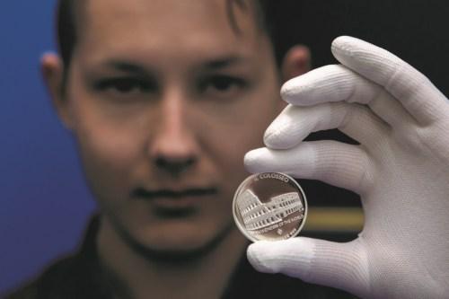 Mince jako umělecké dílo
