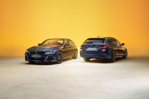 Svěží styl a větší výkonnost v podobě nových modelů BMW ALPINA D5 a B5