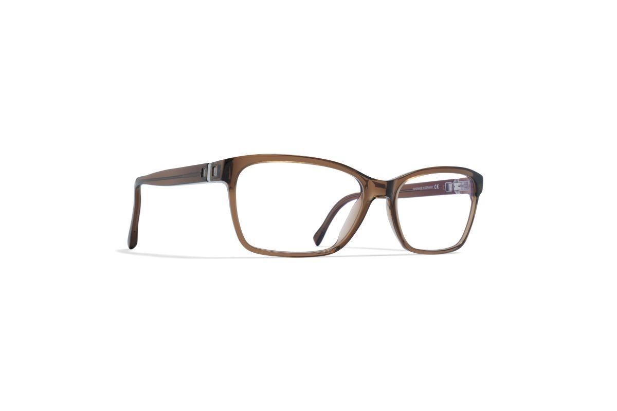 4_OPTIKA POLÁK hnědé unisex brýle Mykita, cena 12260 Kč