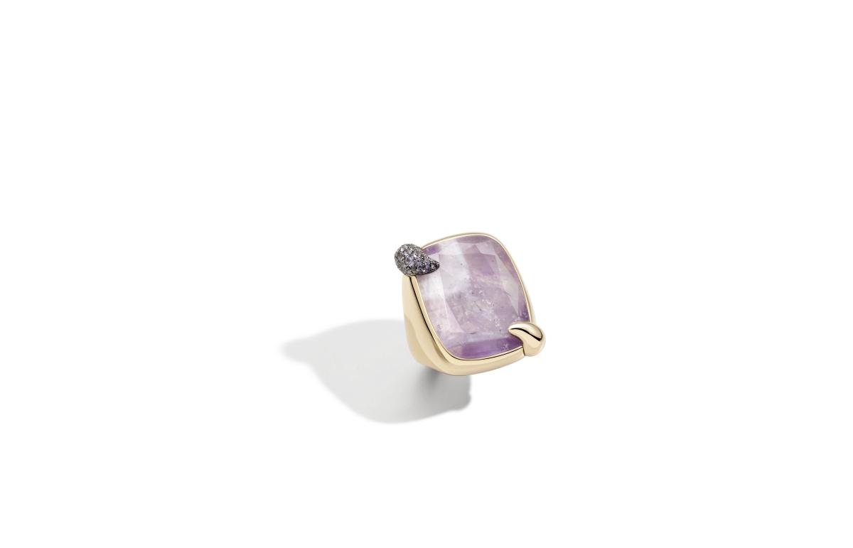 Halada Pomellato Ritratto prsten Hortensia de l'Himalaya