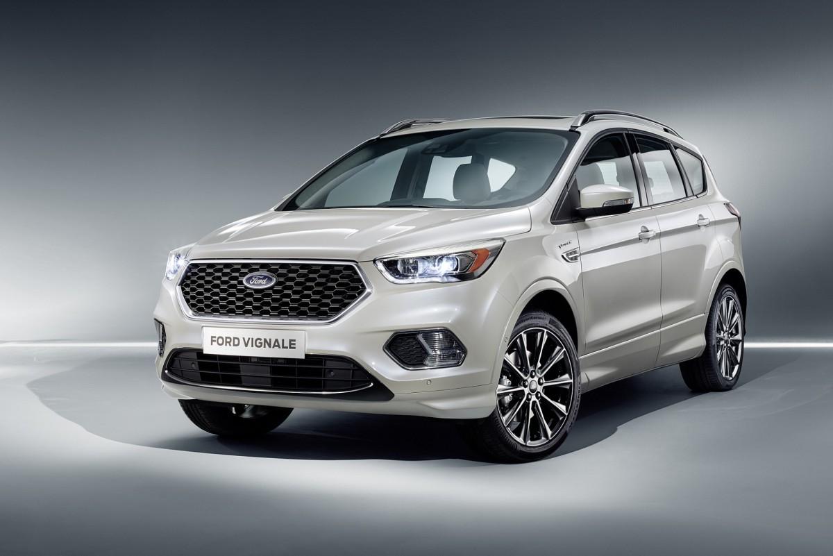 Nový Ford Kuga Vignale