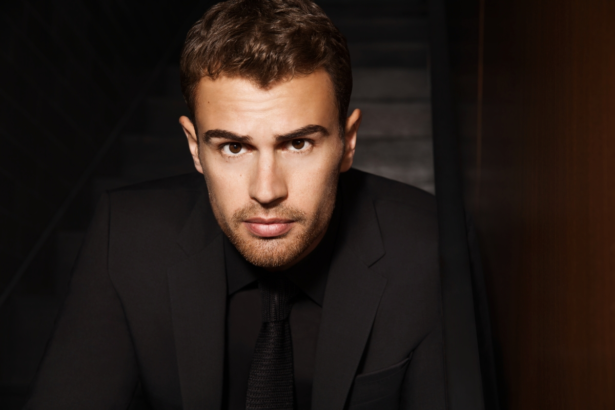 Theo James Signing Announcement visual