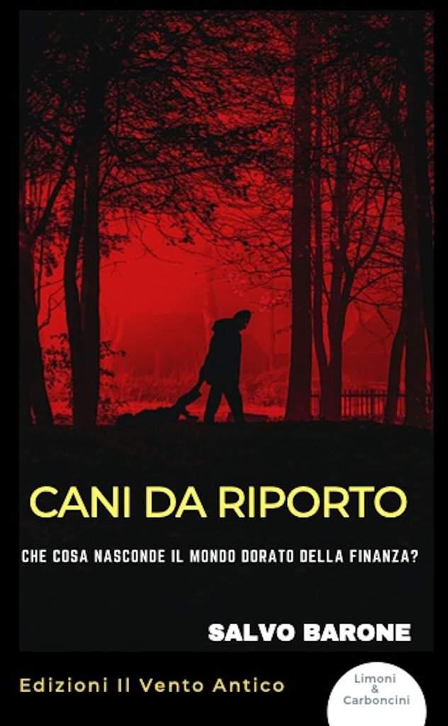 You are currently viewing Una nuova copertina per la seconda edizione di Cani da riporto