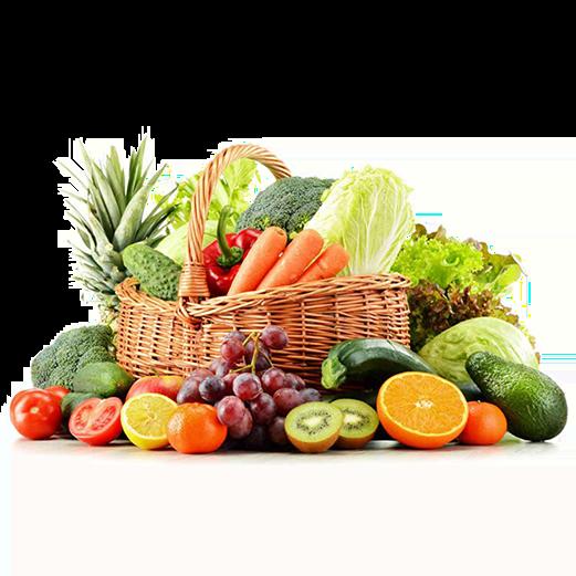 mix frutta e verdura di stagione - IL VERZERATT 1919