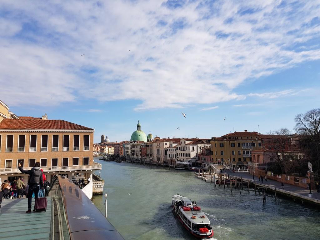 Il Ponte della Costituzione a Venezia