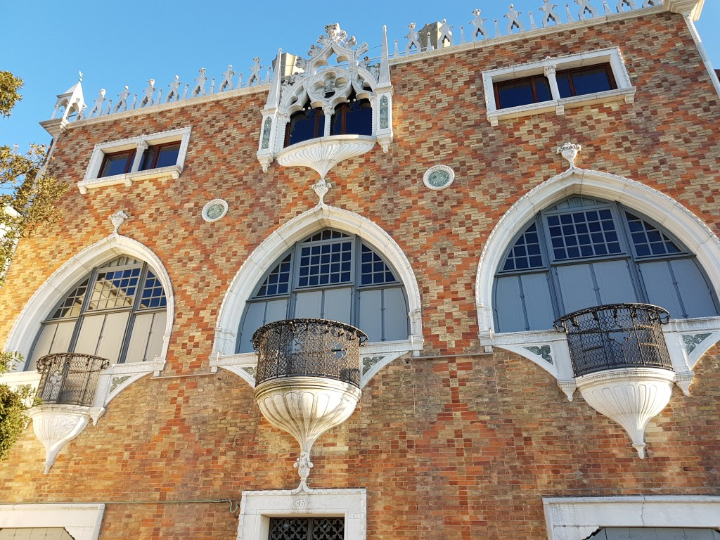 La Casa dei Tre Oci sull'isola della Giudecca a Venezia