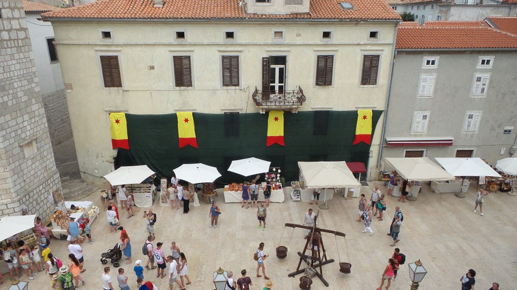 La festa di San Lorenzo a Krk
