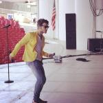 "Gianluca, ""MIAMI!!! Are you ready for tonight????!!!"""