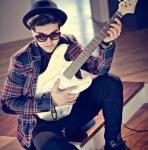 p - guitar