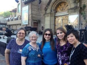 Pirate, Jeanine, Marisse, Agnes, Elaine