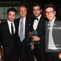 Venturelli Wireimages Il Volo -Gala Telethon - Rome 2014