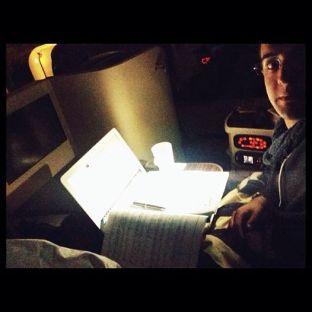 @barone_piero Instagram Piero studying Opera? 2014