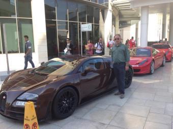 Ercole Ginoble Facebook Ferraris - Abu Dhabi 2014