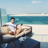 @gianginoble11 Instagram Abu Dhabi 2014