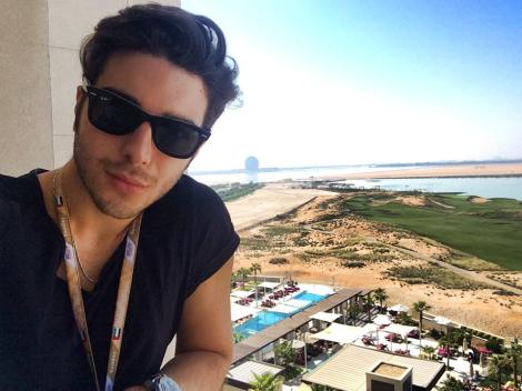 Gianluca Ginoble Facebook Abu Dhabi 2014