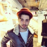 Shopping for a new hat; @gianginoble11 Instagram