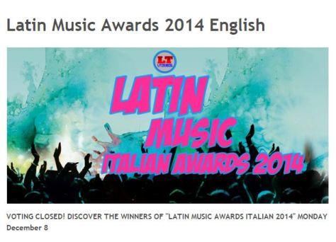 s - latin music awardsCapture