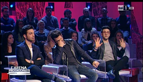 L'Areana; All About Il Volo
