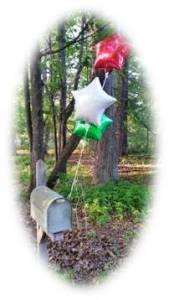 EV - balloons