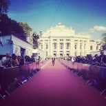 @fede_stylist the red carpet - opening ceremony venue - Vienna City Hall - 2025