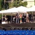 Diego Basso rehearsal - Cernobbio Concert - t'was a hot day