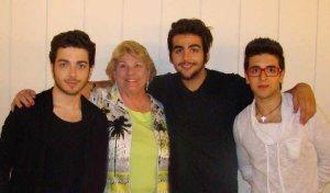 Jeannette -Greek Concert-June 7,2014