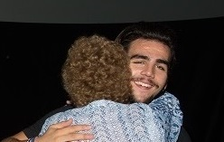 One last shot. You all know this one. It's cropped from a M&G in 2014.