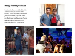 Gianluca's Birthday Card 1