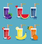 stock-vector-smoothie-set-with-fruits-menu-element-for-cafe-or-restaurant-with-energetic-fresh-drink-made-in-284938412