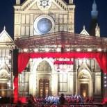 Alessia Ale Villa Sancta Croce Piazza Florence concert 7/1/16