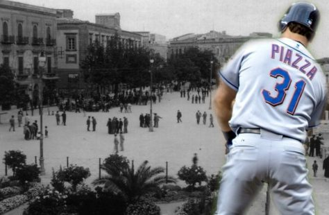Mike Piazza: A proud descendent of Sciacca.