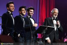 Micro5 Bernstein Assoc. a few words about Notte Magica from Maestro Placido Domingo LA Concert 3/23/17