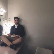 Piero's Facebook Piero - off stage - 4/4/17