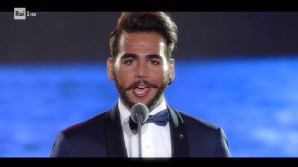 igna Tribute to Pavarotti - Il Volo part aired 9/6/17 Verona arena