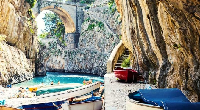 Win a Trip to the Amalfi Coast!