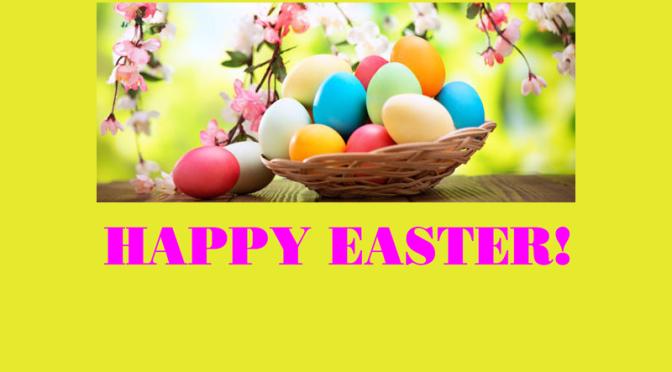 Happy Easter by Daniela