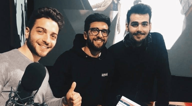 IL VOLO ON THE RADIO by Daniela