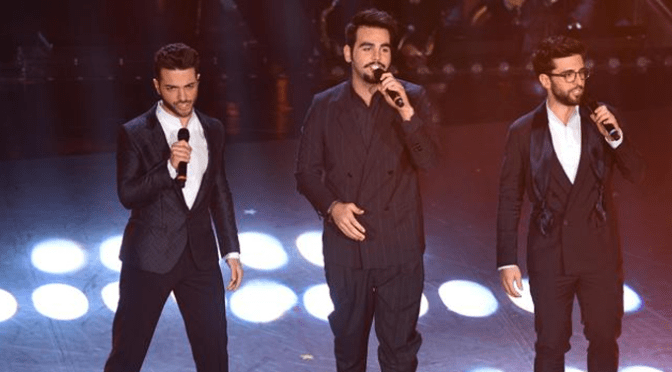 IL VOLO AND STYLE: ARMANI or LARDINI by Daniela