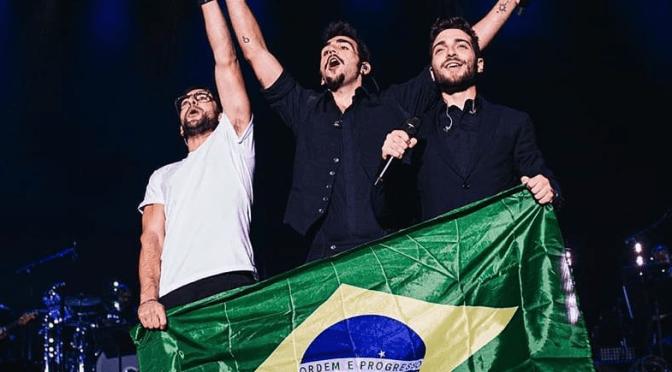 BRAZIL, MUSICA TOUR 34/35/36 by Daniela
