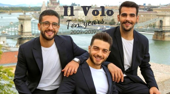 IL VOLO: ANALYSIS OF A SUCCESS by Valeria