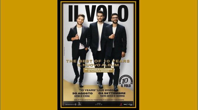 Verona & Taormina 2020! Set your clocks!