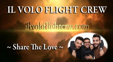 Il Volo Flight Crew New Badge Smaller