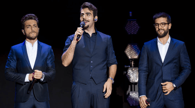 IL VOLO, FROM MAURA'S EYES – PART 2 BY DANIELA